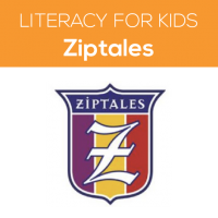 Literacy for Kids Button