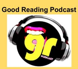 Good Reading Podcast button