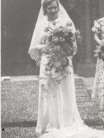 Bride c1940