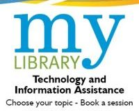 My Library button