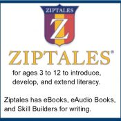 Ziptales is an online literacy library designed to help preschool and primary school children develop a love of reading using animated stories and games. Ziptales includes reading plans and curriculum resources.