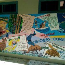 AW mural