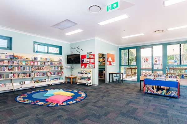 Agnew Water Library Kids Area